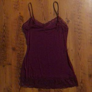 Purple Cami
